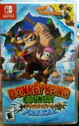 Donkey Kong Tropical Freeze Switch