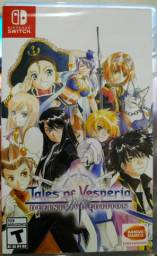 Tales Of Vesperia de Nintendo Switch
