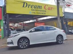 Toyota Corolla 2.0 Xrs automático único dono 4pneus novos 2018