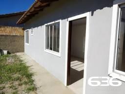 Casa à venda com 2 dormitórios em Icaraí, Araquari cod:01028315