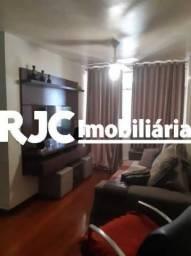 Apartamento à venda com 2 dormitórios em Rocha, Rio de janeiro cod:MBAP24812