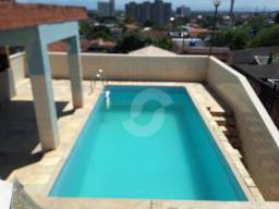 Apartamento duplex com 4 dormitórios à venda, 292 m² por r$ 450.000,00 - mutondo - são gon