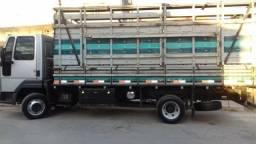 Vendo ford cargo 712 boiadeiro, caminhao zerado - 2009