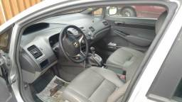 New civic Exs R$ 28.000 - 2008