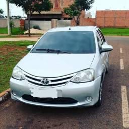 Etios sedan - 2015