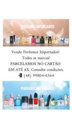 Vendo Perfumes Importados! Todas as marcas!