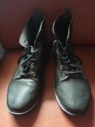 Coturno bota masculino n° 44 marca Ride, pouco usado, parcelo no cartão!!