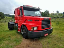 Scania 112H 4x2 carreta randon - 1981