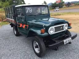 Toyota Bandeirante 1979