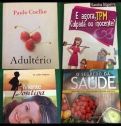 Quatro Livros !