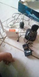 Roteador é um telefone
