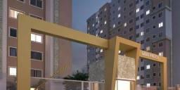 Apartamento 2Q, setor Faiçalville 100% financiado