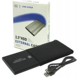 """Case Gaveta para HD Sata 2.5"""" Notebook USB 2.0 - Imperium Informatica"""
