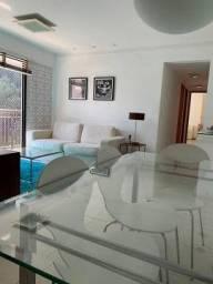 Apartamento em Botafogo para aluguel, são 2 quartos e 1 vaga