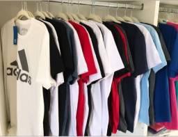 Camisa Gola Redonda - 3 peças