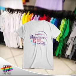 Camisas LGBTQ - Diversas Estampas
