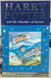 Livro: Harry Potter and the Chamber of Secrets