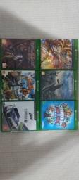 Título do anúncio: Vendo jogos Xbox One