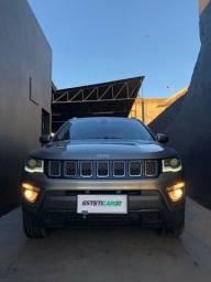 Título do anúncio: Jeep compass longitude 2017