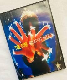 Título do anúncio: Dvd The Cure - Greatest Hits