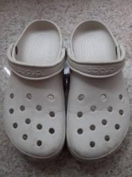 Título do anúncio: Crocs Branco
