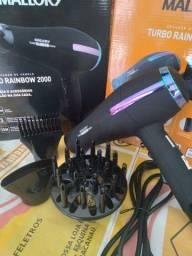 Secador de Cabelo Turbo RAINBOW 2000