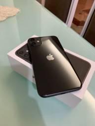 IPhone 11 128gb Caixa e Todos Acessórios