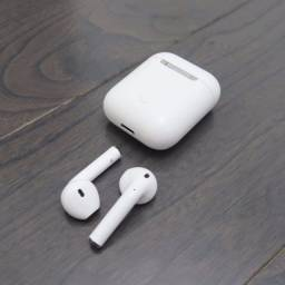 Fone de ouvido In-ear sem fio i12 TWS Branco