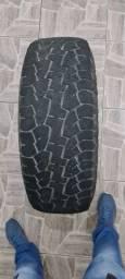 Vendo pneus 16 da Hilux 265/70R16