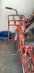 Título do anúncio: Bicicleta cargueira marca Odama