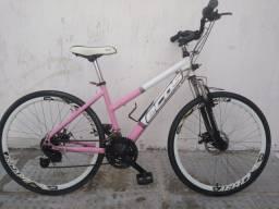Título do anúncio: Vendo bicicleta 600$
