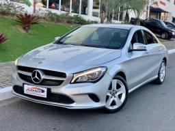 Mercedes Benz CLA 180 ano 2018 completa