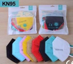 Kit com 10 unidades N95