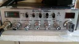 Radioamador px cobra 148gtl