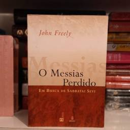 O livro Messias perdido Obra incrível Raro