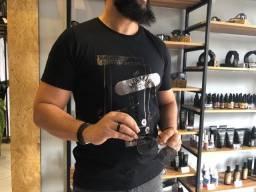 Camiseta Mormaii preta