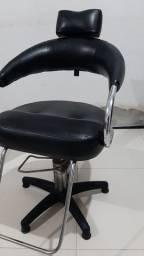 Cadeira Hidráulica Salão