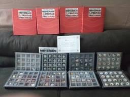 kit de Pedras Preciosas e Minerais