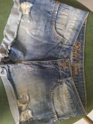 Título do anúncio: Lindo short marca polo wear tam 38