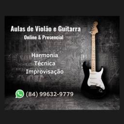 Aulas de Guitarra & Violão
