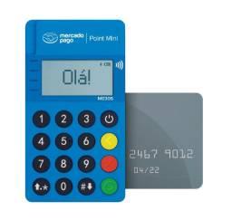 Maquininha de cartão MiniBlue - MercadoPago