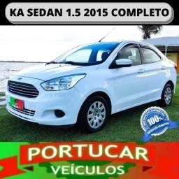 Ford KA Sedan 1.5 2015 Completo