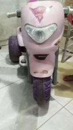 Vendo moto elétrica de criança