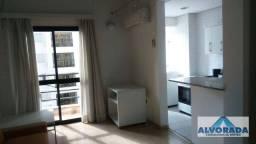 Título do anúncio: Apartamento duplex com mobília no Jd. Aquarius.-01 dormitório