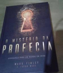"""Livro  """" O MISTÉRIO DA PROFECIA"""""""