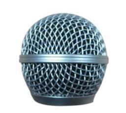 Título do anúncio: Globo De Microfone (grille) Para Microfones Shure