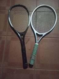Raquetes usadas