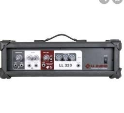 Título do anúncio: Cabeçote De Som Amplificado LI 220