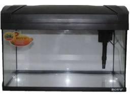 Título do anúncio: Top - Aquário BOYU - Modelo ZJ-401 - 40 Litros (Completo)