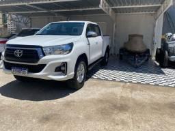 Título do anúncio: Hilux SR 2019 Diesel Automática